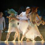 4 Zachary Chant, Giulia Torri, Finn Lakeberg, Tijana Prendović, Alessandra Corti [Foto: Andreas Etter]