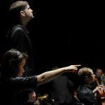 AusderTiefe Jina Oh, Christopher Kaplan, Philharmonisches Staatsorchester [Foto: Andreas Etter]