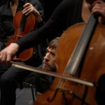 AusderTiefe Florian Küppers, Philharmonisches Staatsorchester [Foto: Andreas Etter]