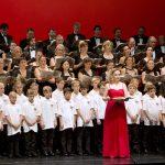 Carmina Burana6_Marie-Christine Haase, Brett Carter, Opernchor, Extrachor, Mainzer Domchor, Mädchenchor am Dom und St. Quintin_c_Martina Pipprich