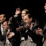 Comedian Harmonists_Alin Deleanu, Johannes Mayer, Steven Ebel, Peter Felix Bauer, Stephan Bootz_c_Andreas Etter