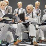 Der Prozess Ensemble [Foto: Andreas Etter]