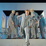 Der Prozess Finn Lakeberg, Ensemble [Foto: Andreas Etter]