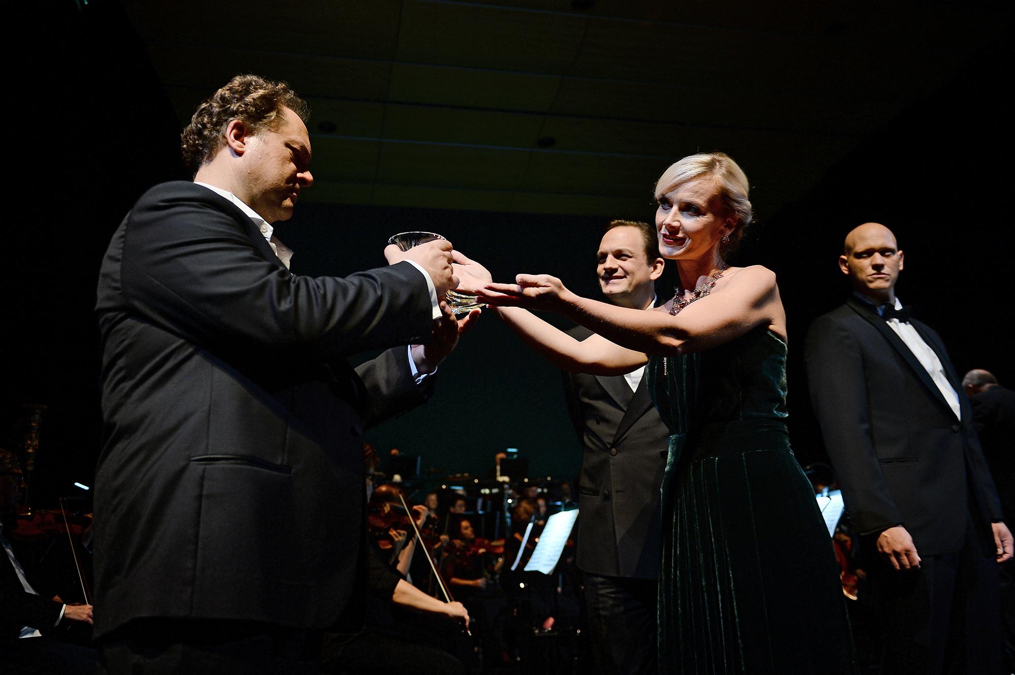 Pressefotos Der Ring An Einem Abend Staatstheater Mainz