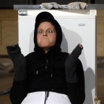 Der dickste Pinguin vom Pol Anika Bermann [Foto: Bettina Stöß]