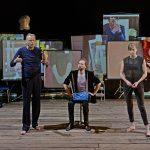 ForsterHuberHeyne_Willem de Wolf, Vincent Doddema, Suzanne Grotenhuis, im Hintergrund Hannah Frauenrath_c_Andreas Etter (2)