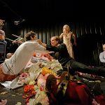 Hamlet_Nicolas Fethi Türksever, Henner Momann, Anna Steffens_c_Andreas Etter