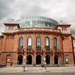 Staatstheater Mainz, Haus außen 1 [Foto: Andreas J. Etter]