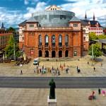 Staatstheater Mainz, Haus außen 2 [Foto: Andreas J. Etter]