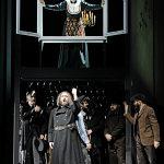 Kátja Kabanová_Nadja Stefanoff, Derrick Ballard, Dennis Sörös, Chor des Staatstheater Mainz_c_Andreas Etter