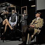 Komödie mit Banküberfall_Elena Berthold, Sebastian Brandes, Stefan Hartmann, Johannes Schmidt_c_Andreas Etter