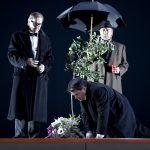 La Traviata Heikki Kilpeläinen, Eric Laporte, Ks. Hans-Otto Weiß [Foto: Martina Pipprich]
