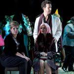 La Traviata Linda Sommerhage, Vida Mikneviciute, Brett Carter [Foto: Martina Pipprich]