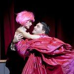 La Traviata Vida Mikneviciute, Eric Laporte [Foto: Martina Pipprich]