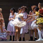Le nozze di Figaro_Chor des Staatstheater Mainz, S. Lavanant-Linke, D. Kalinina_c_Andreas Etter