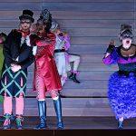 Le nozze di Figaro_S. Stoll, S. Bootz, B. Carter, S. Ebel, G. Pelker_c_Andreas Etter