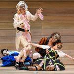 Le nozze di Figaro_Solenn' Lavanant-Linke, Steven Ebel, Brett Carter, Alexandra Samouilidou_c_Andreas Etter