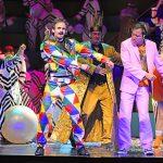 Liebe zu drei Orangen_Johannes Mayer, Ks. Hans-Otto Weiß, Philippe Do, Chor und Extrachor des Staatstheater Mainz_c_Andreas Etter