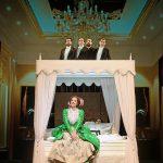 Märchen im Grand-Hotel_Gesangsquartett, Jennifer Panara, Annika Baumann_c_Andreas Etter