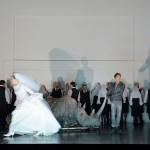 Medee Dorin Rahardja, Philippe Do, Chor [Foto: Andreas Etter]