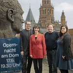 Opernnnacht am Dom_Markus Müller, Marianne Grosse, Ludwig Jantzer, Christin Hagemann_c_Andreas Etter