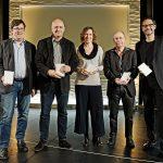 SZ 18_19 PK_Jörg Vorhaben, Honne Dohrmann, Ina Karr, Hermann Bäumer, Markus Müller_c_Andreas Etter