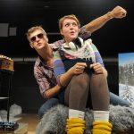Ein Schaf fürs Leben Rüdiger Hauffe, Kristina Gorjanowa [Foto: Andreas Etter]
