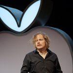 Steve Jobs Klaus Köhler [Foto: Andreas Etter]