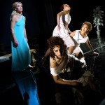 The Fairy Queen Vida Mikneviciute, Gili Goverman,  Alessandra Corti, Maasa Sakano [Foto: Andreas J. Etter]