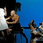 The Fairy Queen Michael Pegher, Mattia De Salve, Ruben Albelda Giner, Andrea Quirbach [Foto: Andreas J. Etter]