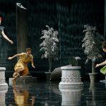 The Fairy Queen Klaus Köhler, Alin-Ionut Deleanu, Lilith Häßle [Foto: Andreas J. Etter]