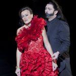 Tosca Nadja Stefanoff, Derrick Ballard [Foto: Martina Pipprich]